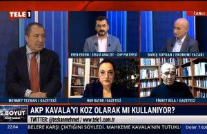 Eren Erdem: Osman Kavala bir sonraki celsede tahliye edilebilir