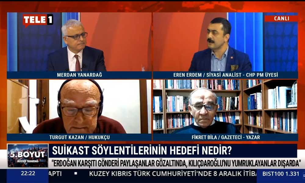 Kılıçdaroğlu'na suikast iddialarının ardından ne var? Eren Erdem açıkladı