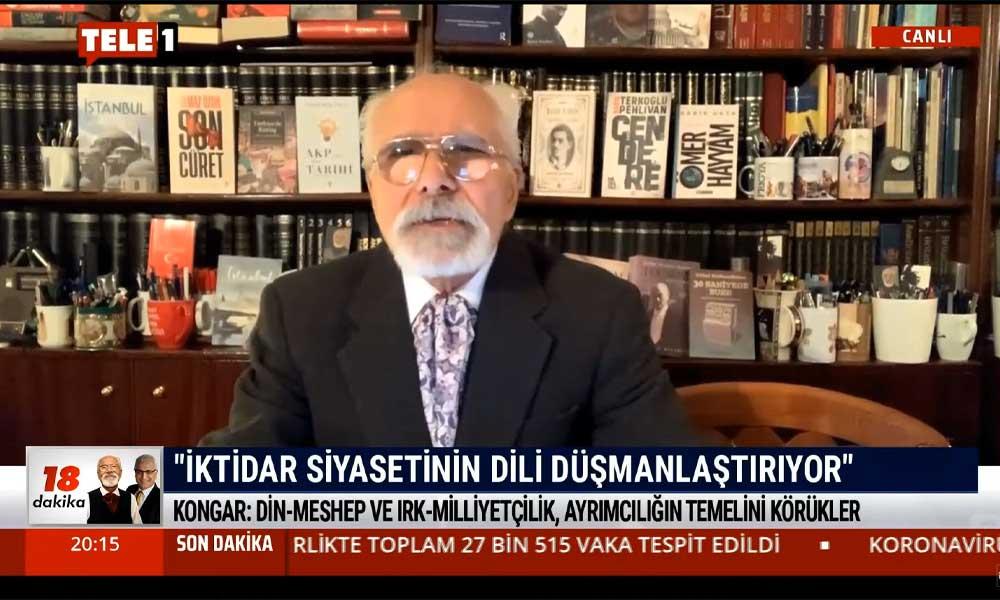 Emre Kongar: Atatürk'ün 15 yılda kurduğu düzeni 80 yıldır yıkmaya çalışıyorlar, yıkamadılar