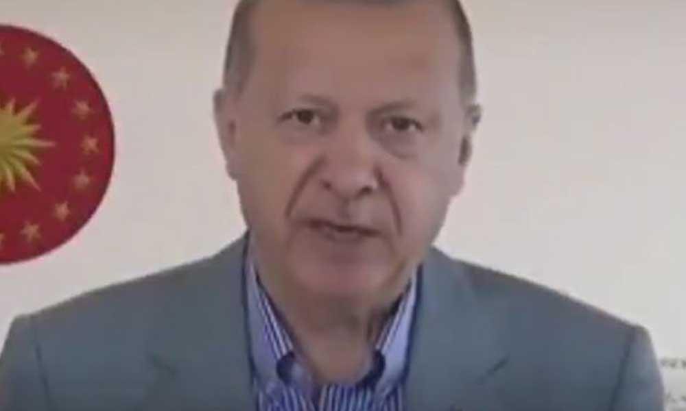 Tik-Tok'ta yayınlanan 'mesela yani'li Erdoğan videosu beğeni rekoru kırdı