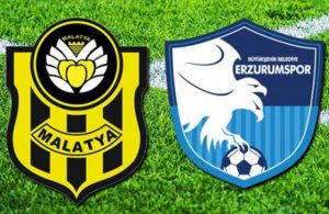 Erzurumspor, Malatya'dan 3 puanla döndü