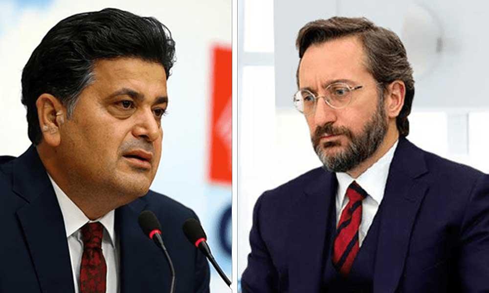 CHP'nin avukatından Altun'a: Kim yargılanacak göreceğiz