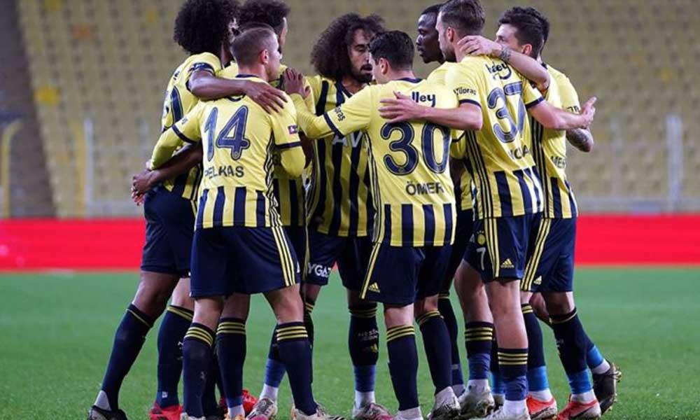 Fenerbahçe, Karacabey Belediyespor'u 1 – 0 ile geçti