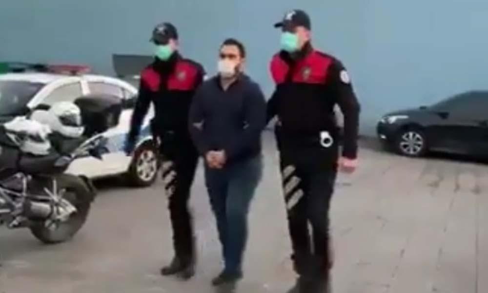 FETÖ'den aranan eski komiser yardımcısı sahte sürücü belgesiyle yakalandı