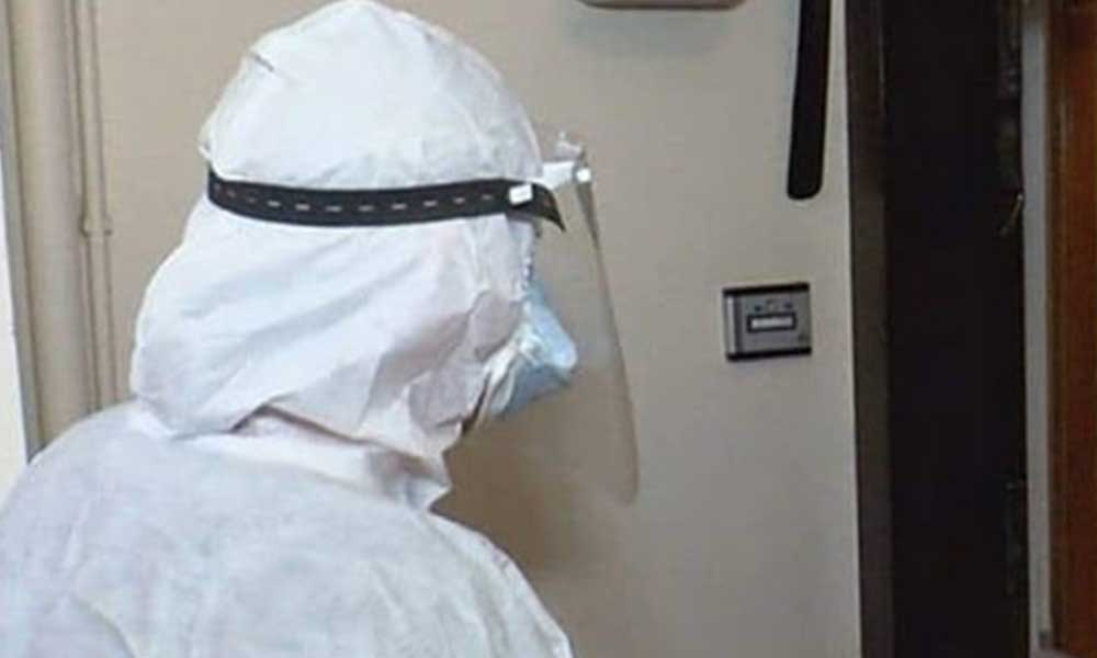 Koronavirüs hastasına ilaç götüren filyasyon görevlisine saldırı!