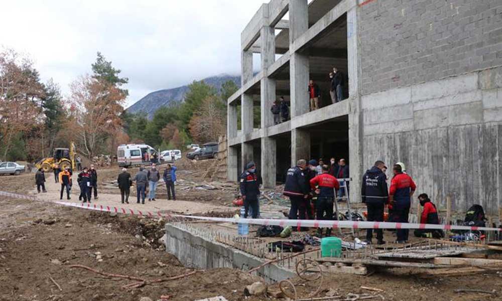 Foseptik çukuruna giren 3 işçi hayatını kaybetti, 2 kişi gözaltına alındı
