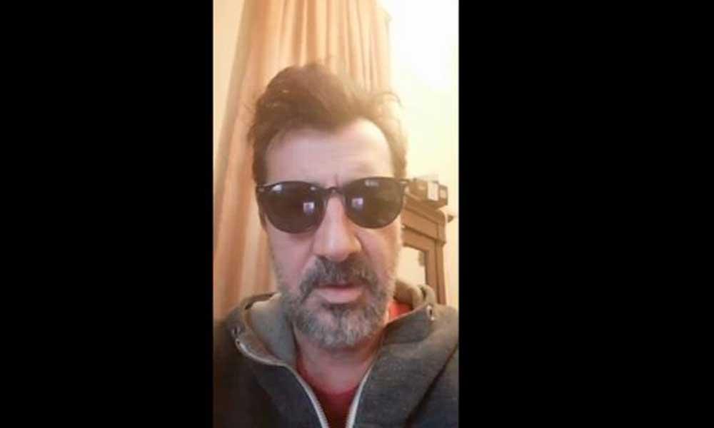 Ayna'nın solisti Erhan Güleryüz'den Bakan Ersoy'a: Sen bana video gönder, ben sana bin TL vereyim