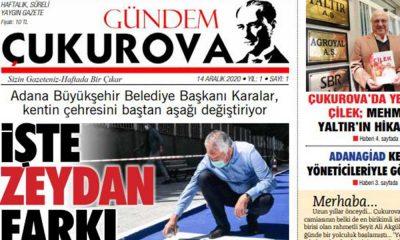 Çukurova'nın yeni sesi: Gündem Çukurova Gazetesi