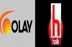 Olay TV ekibi tarafından satın alındığı iddia edilen Halk TV'den açıklama!