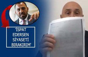 Hamza Yerlikaya siyaseti bırakacak mı? CHP'li Özkoç mahkeme kararıyla yanıt verdi
