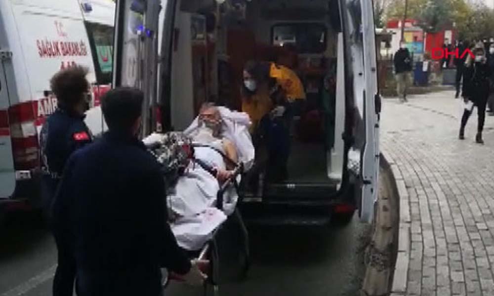 Hastanede yangın… Hastalar tahliye edildi