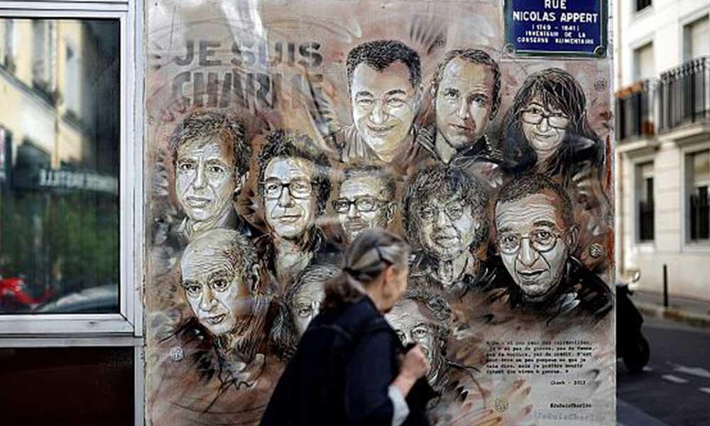Charlie Hebdo davasında karar açıklandı!