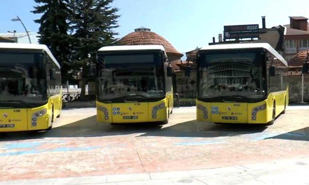 Hibeyi engellediğini unutan AKP'liler otobüsler nerede dedi