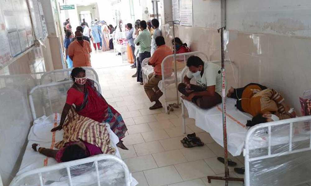 'Gizemli' hastalık telaşı: Bir kişi hayatını kaybetti, 300'e yakın kişi hastanelik oldu!