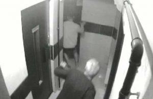 Hırsızların girdiği evin sahibi uyanınca…