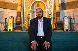 Ayasofya'nın imamından Ebubekir Sifil'in tepki çeken önerisine destek