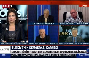 Hüsamettin Cindoruk: 18 yıldır reform yapmayanların reform yapma hakkı yok
