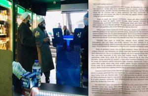 Tekel bayilere tehdit mektupları: 'İçki satan, alan ve aracılık edenlere lanet edilmiştir'