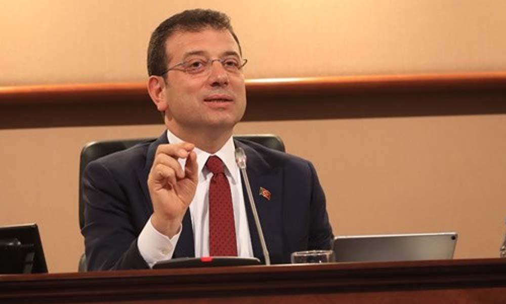 İmamoğlu meclisin 'çatı' kararını veto etti