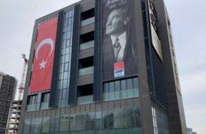 CHP'nin yeni il binasına engelleme girişimi