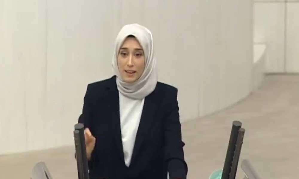 AKP'li Rumeysa Kadak'ın konuşmasına yurttaşlardan tepki yağdı