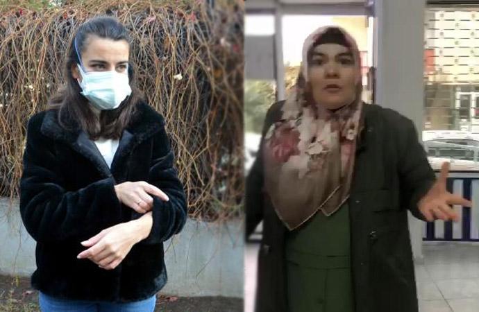 Aile Sağlığı Merkezi'ne maskesiz gelen kadın kendini uyaran doktora saldırdı