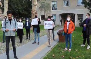 Bilgi Üniversitesi öğrencilerinden kamera ve mikrofon açma zorunluluğuna tepki: Geri çekilmesini talep ediyoruz