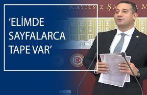 CHP'li Başarır'dan Erdoğan'ın avukatı hakkında flaş iddia!