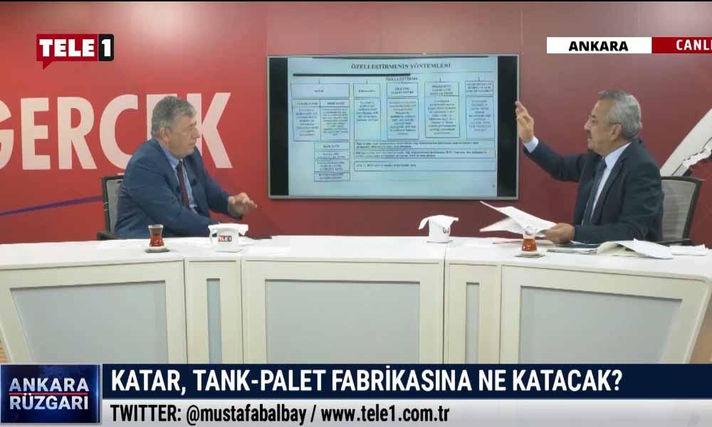 """""""Bunlar Türkiye'de moloz bile bırakmadılar"""""""