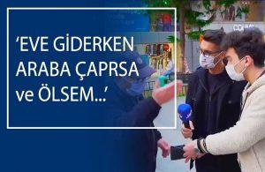 Sağlık emekçisi yurttaş, 'Gençler çalışmıyor' diyen AKP'li seçmene cüzdanını gösterip isyan etti!