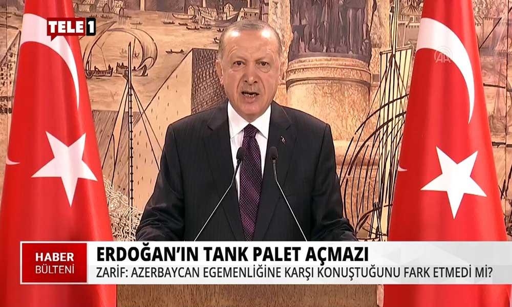 Erdoğan'dan ilginç Tank Palet savunması: CHP camileri kapatmadı mı?