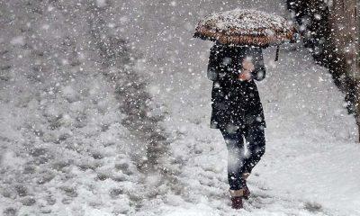 Meteoroloji'den uyardı: Kar geliyor!