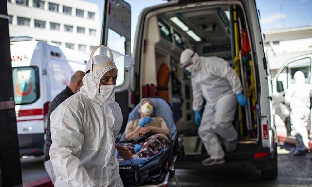 Toplam vaka sayısı aylar sonra açıklandı! İşte Sağlık Bakanlığı verilerine göre günlük koronavirüs tablosu