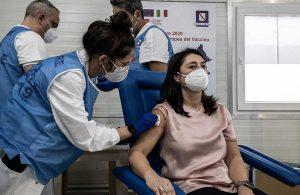 Koronavirüs aşısı yaptıranların sayısı 950 bini geçti