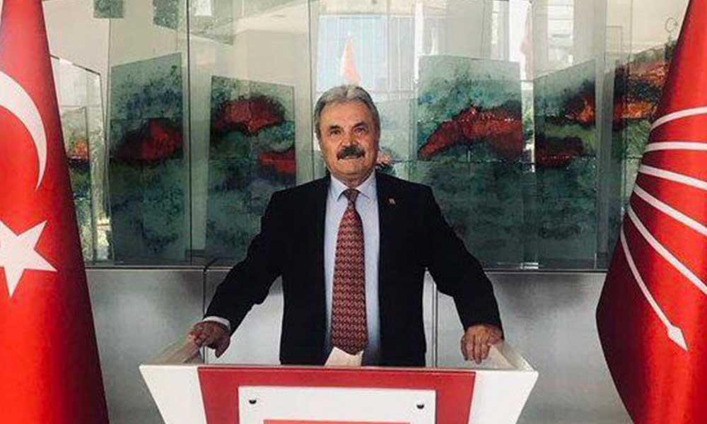 CHP eski il başkanı koronavirüs nedeniyle yaşamını yitirdi