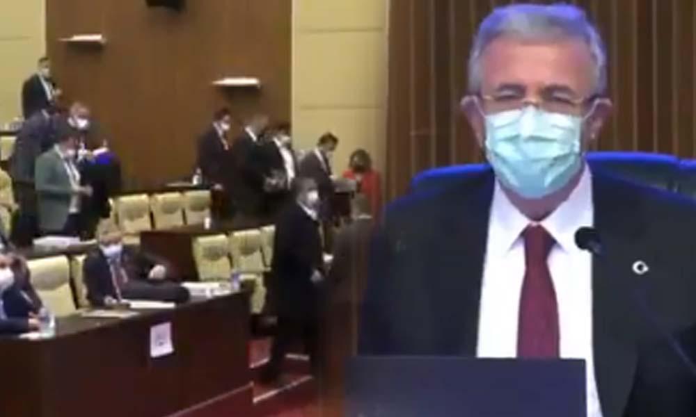AKP ve MHP'liler salonu terk etti… Yavaş: Hesap vereceksiniz!