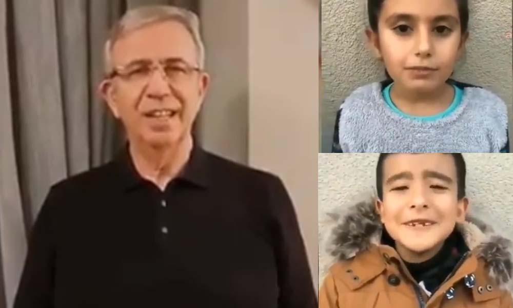 'Mansur Dedeleri' çağrılarına sessiz kalmadı