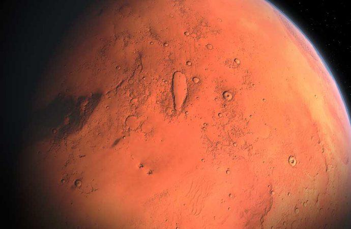 Mars'ta yaşayabilmek için en önemli buluş gerçekleştirildi