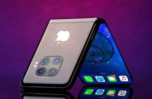 Apple, katlanabilir iPhone modeline hız verdi