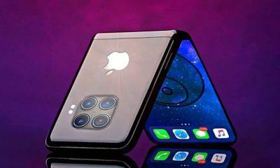 Apple, katlanabilir iPhone modeline hız verdi