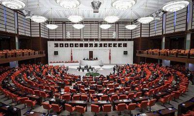 Berberoğlu ile birlikte 10 dokunulmazlık fezlekesi daha Meclis'te