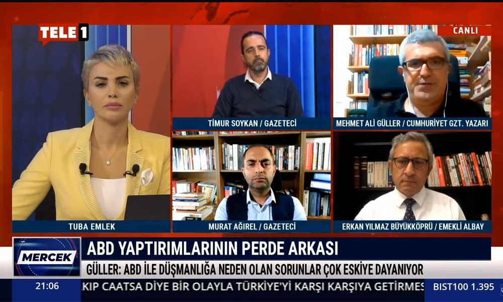 Mehmet Ali Güller: Trump, Türkiye sorununu Biden'in kucağına atarak gidiyor