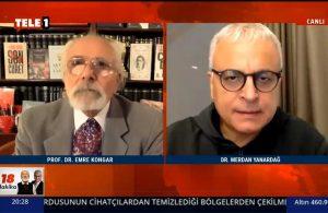 Merdan Yanardağ: Osman Kavala davası, intikam davasıdır
