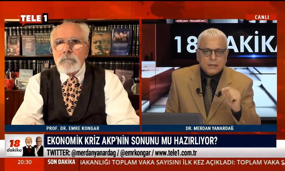 Merdan Yanardağ AKP içerisindeki son kulis bilgilerini aktardı: AKP'li milletvekilleri ve yöneticiler bile inanmıyor
