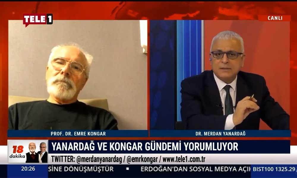 Merdan Yanardağ: Sağlık Bakanlığı'nın açıkladığı verilere göre İstanbul dışında bütün Türkiye'de 2 kişi ölmüş