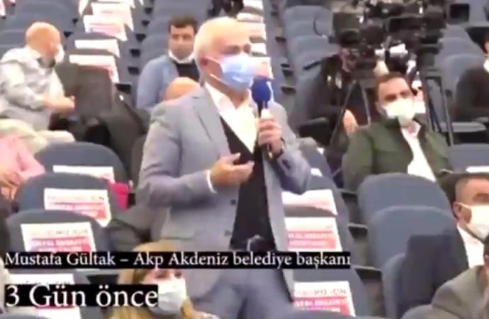 Metro'ya karşı çıkan AKP'li başkan, Erdoğan'ın projesi olduğunu öğrenince fikir değiştirdi: Aptallıktır