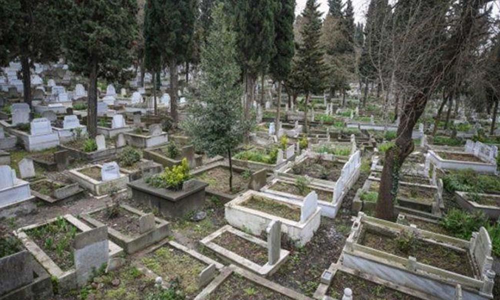 İstanbul'da mezar fiyatlarına zam
