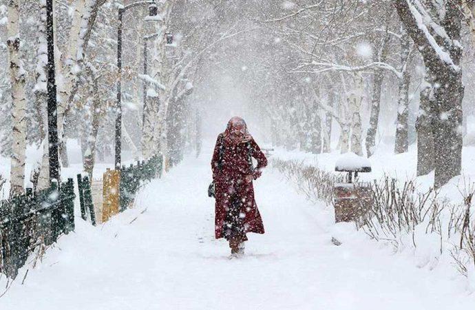 Meteoroloji'den 3 ile yoğun kar yağışı uyarısı!
