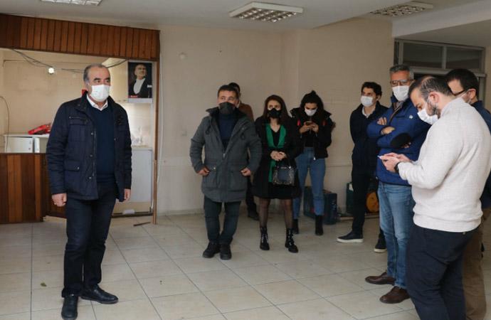 Mudanya Belediyesi Sosyal Tesisi'nin çalışmalarına başlandı
