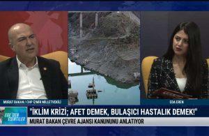CHP İzmir Milletvekili Murat Bakan: Türkiye'yi yönetemiyorlar, erken seçim zorunlu – EGE'DEN ESİNTİLER
